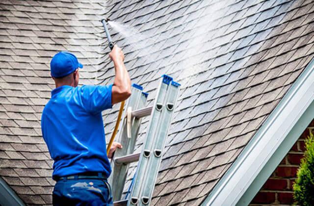 elk grove roof cleaning