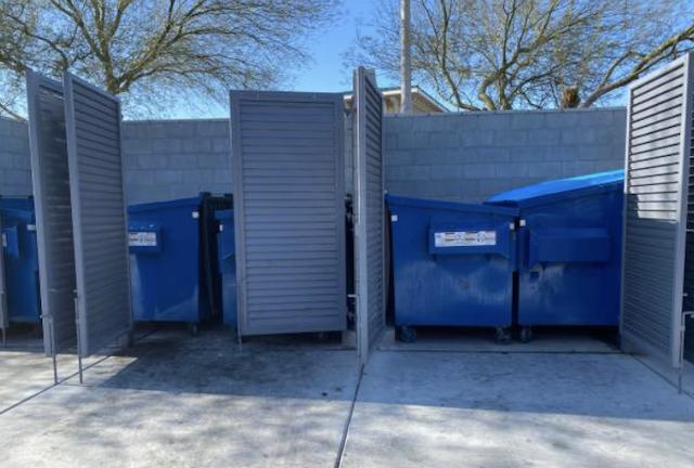 dumpster cleaning in elk grove