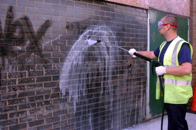 graffiti removal in elk grove